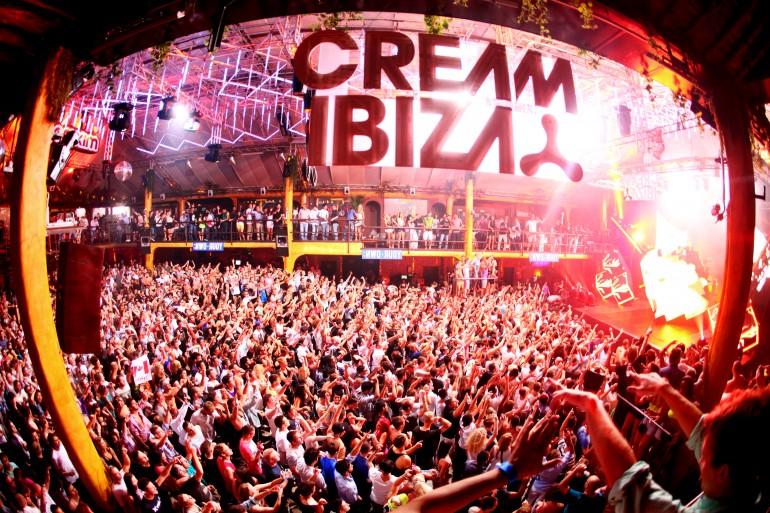 Cream Ibiza Full Line up 2014