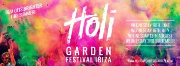 Holi Festival comes to Ibiza!