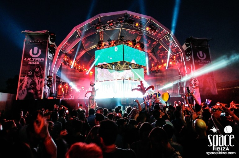 Space Ibiza opening party – line up and set times