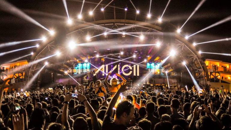 Avicii lands in Ibiza for another season at Ushuaia