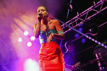 Review: Lily Allen at Ibiza Rocks Hotel