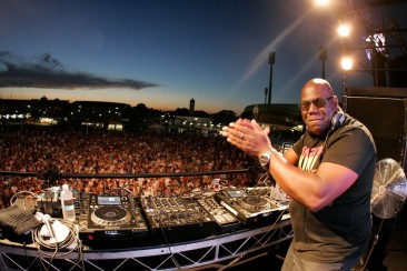 Carl Cox's 14th year at Space Ibiza! Full line up revealed…