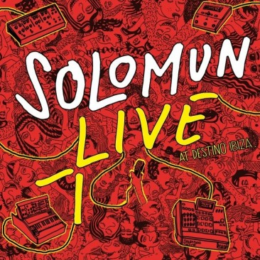 Solomun announces 6 dates at Daytime venue Destino