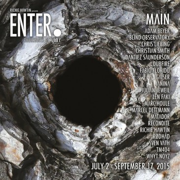 Richie Hawtin reveals first set of acts for Enter Ibiza