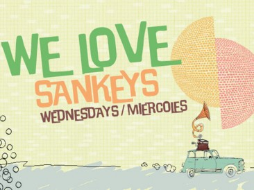 We Love Sankeys – opening party with Rudimental