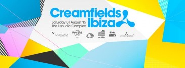 Lucky us! Creamfields has landed in Ibiza!
