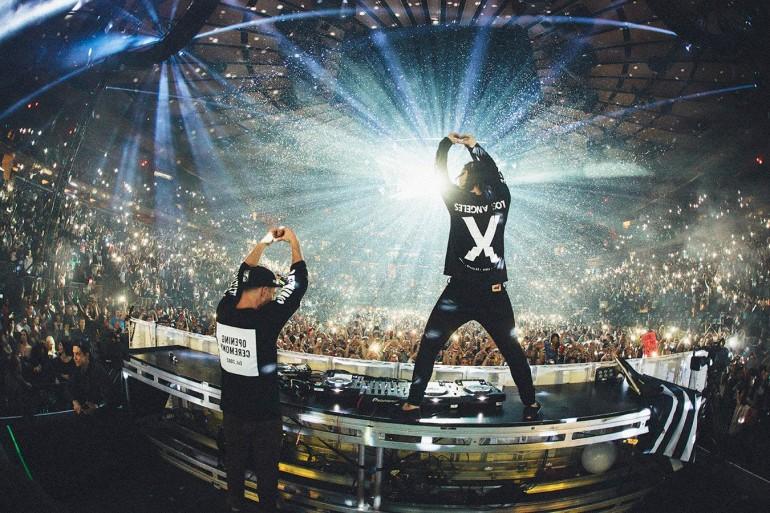 Jack U (Skrillex & Diplo) Ibiza Debut at Amnesia