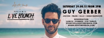 ANNUAL IBIZA LOVE BRUNCH AT DESTINO W. GUY GERBER