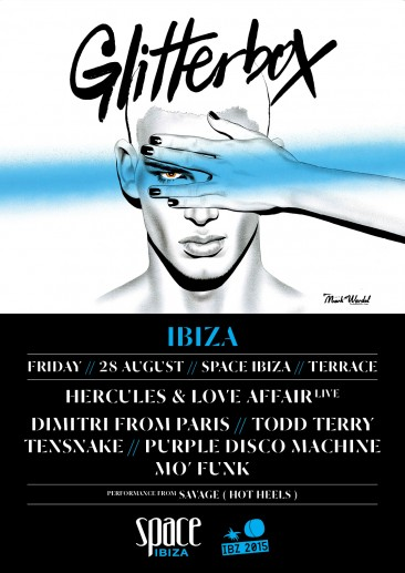 Hercules & Love Affair Return To Glitterbox At Space on Friday
