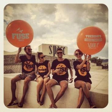 Fuse Closing party at Space Ibiza