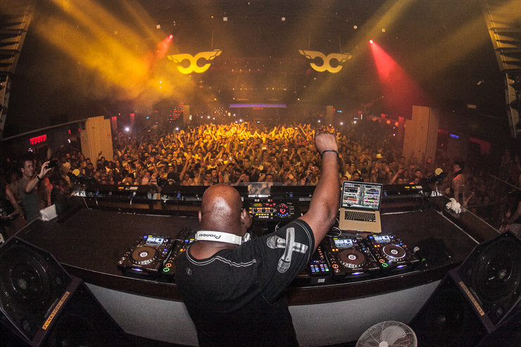 New wave of artists announced for final Carl Cox party at Space