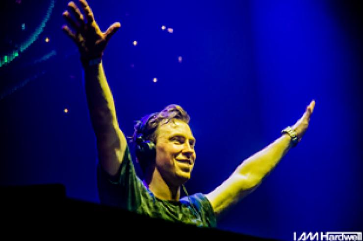 Hardwell wins six IDMA's including Best Global DJ