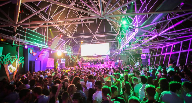 Solid Grooves to host Vista Club at Privilege every Thursday