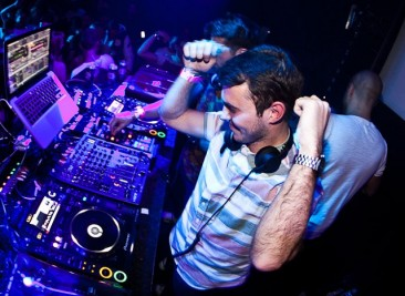 Maceo Plex to headline Pacha's pre-summer party