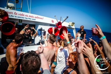 Cirque de la Nuit Ibiza to host 100 boat parties this summer