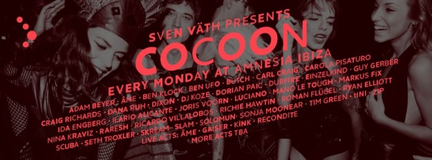 Cocoon set for their biggest and baddest summer yet – line up is in!