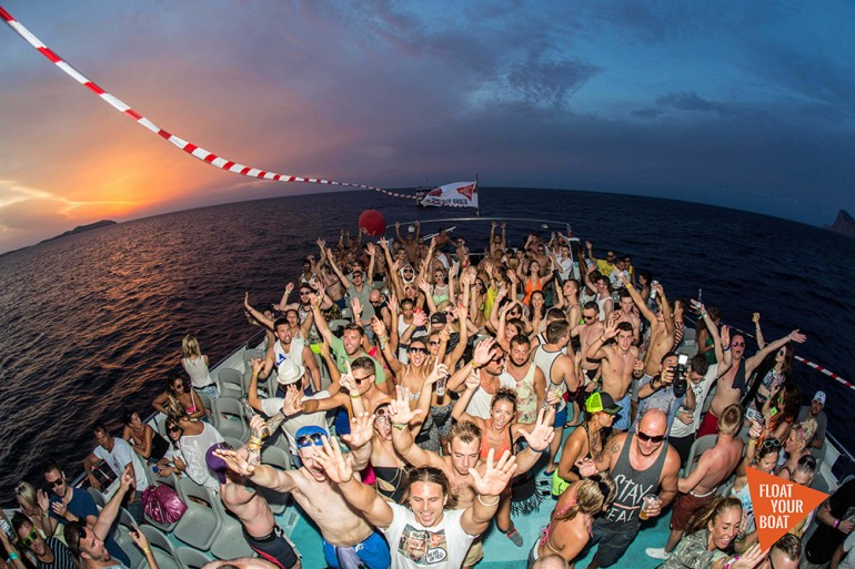 Float Your Boat to continue to sail the high seas of Ibiza