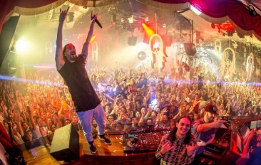 Steve Aoki announces 5 Ibiza dates at Ushuaïa