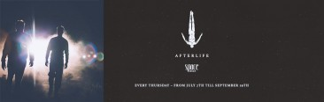 Afterlife: techno to tickle you pink…