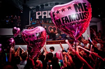 David Guetta reveals F*** Me I'm Famous Line Up at Pacha