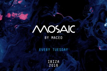 Mosaic by Maceo full line up is in!