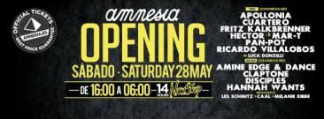 Amnesia opening news