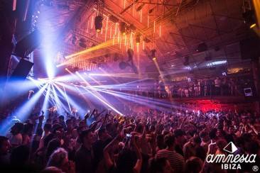 In review: Cream opening party at Amnesia