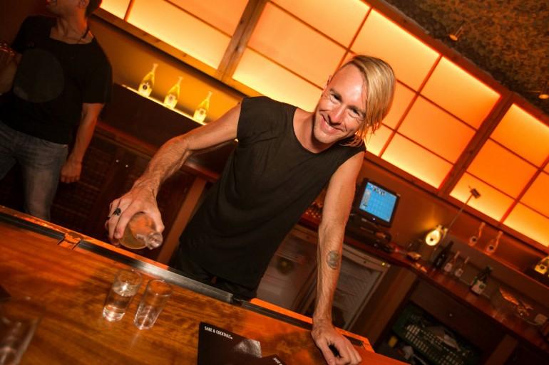 Richie Hawtin returns to Ibiza with sake showcase at Lips