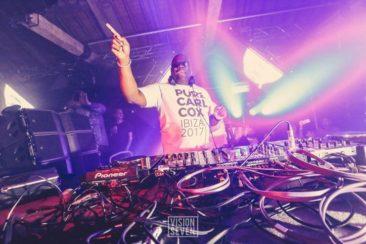 Pure Carl Cox announce full line ups for Privilege Ibiza