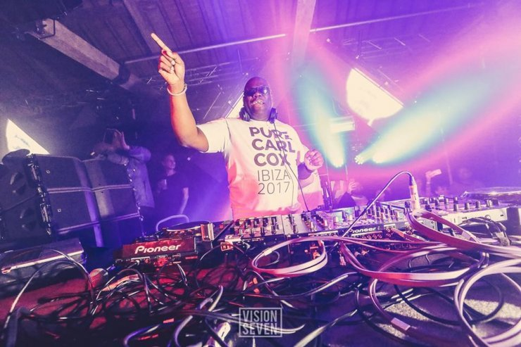 Pure Carl Cox announce full line ups for Privilege Ibiza