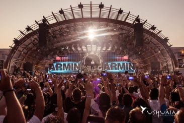 Armin Van Buuren introduces U R at Hï this summer