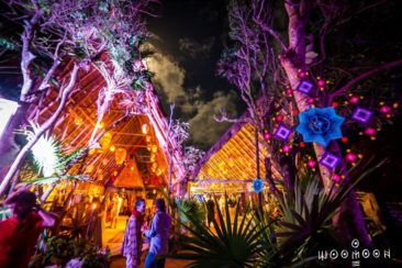 The biggest party of last summer returns… WooMoon… the magic exists!