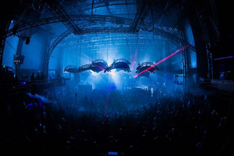 The Launch of Resistance at Privilege with Sasha and John Digweed