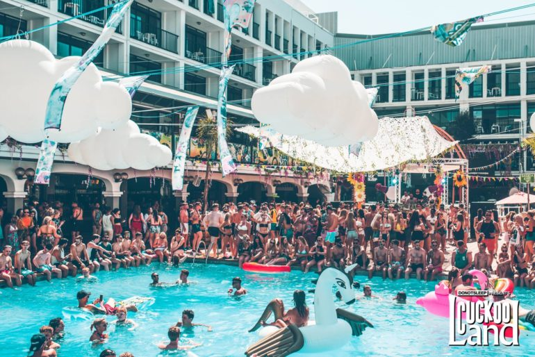 TOP 5 IBIZA POOL PARTIES
