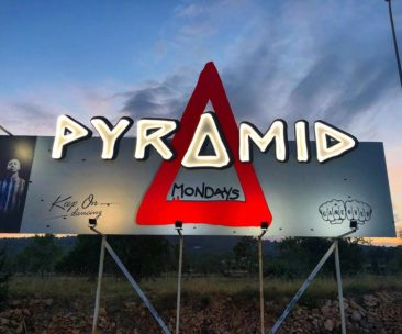 PYRAMID ANNOUNCES HUGE SEASON LINE UP