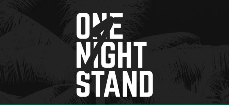 FULL LINEUPS ANNOUNCED FOR ONE NIGHT STAND SERIES WITH CARL COX