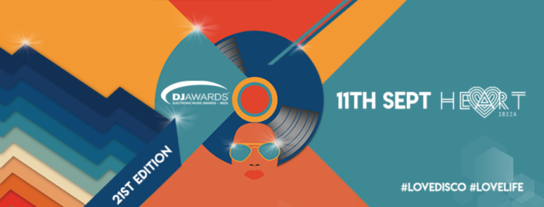 DJ AWARDS MOVE TO HEART IBIZA FOR 21ST EDITION