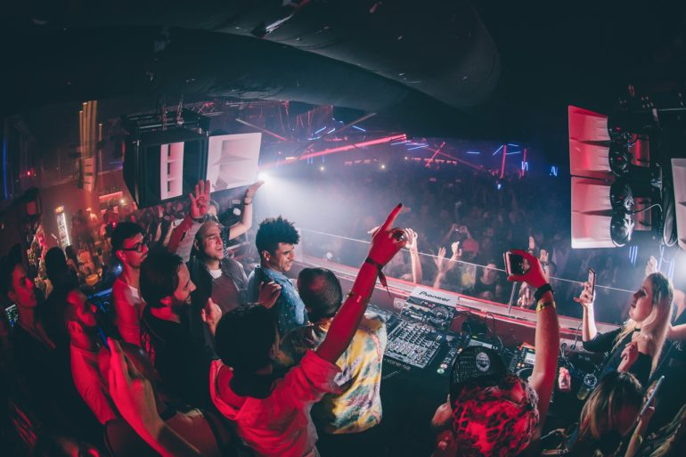 TOP 5 OPENING PARTIES IN JUNE