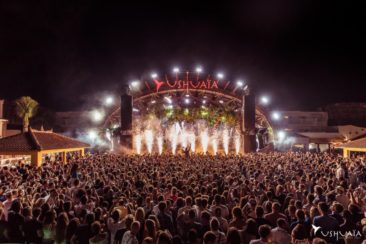 KYGO DELIVERS A TROPICAL EXTRAVAGANZA AT USHUAIA IBIZA
