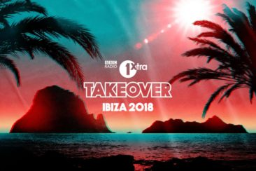 RADIO 1 IBIZA WEEKEND 2018