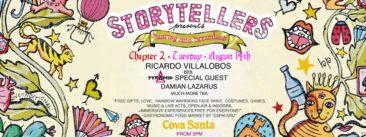 STORYTELLERS: DANCING INTO DREAMLAND CHAPTER II
