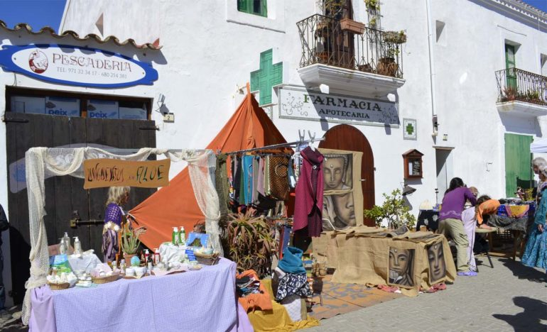 IBIZA'S BEST MARKETS