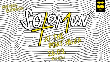 SOLOMUN TO PLAY FREE GIG IN IBIZA OLD TOWN