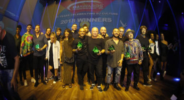 DJ AWARDS THE 21ST EDITION | THE WINNERS