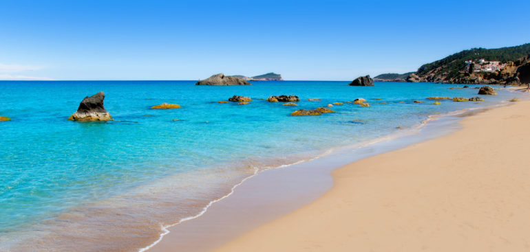 BEST BEACHES IN THE NORTH OF IBIZA