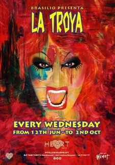 LA TROYA CLOSING PARTY