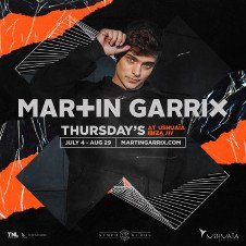 MARTIN GARRIX CLOSING PARTY