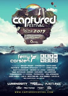 CAPTURED FESTIVAL - DAY 1