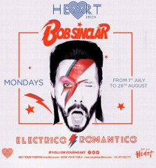 BOB SINCLAR - ELECTRICO ROMANTICO CLOSING PARTY