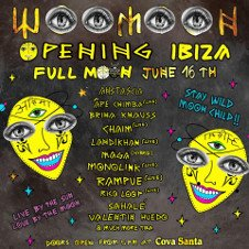 WOOMOON OPENING PARTY